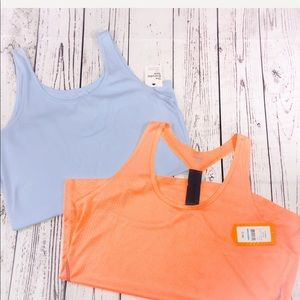 Lot of 2 | Athleisure Tank Tops NWT